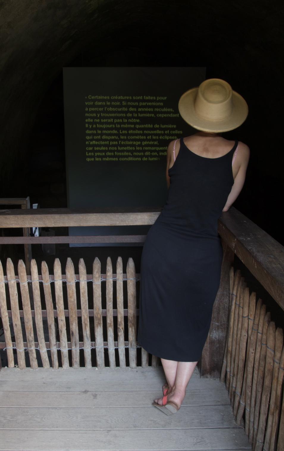 """Daniel Perrier, """"Umgebung - Entourage"""", 2013. Vidéo Vue du Parcours d'art contemporain, centre d'art contemporain, Cajarc. Courtesy de l'artiste. Photographie A. Astruc © 2013"""