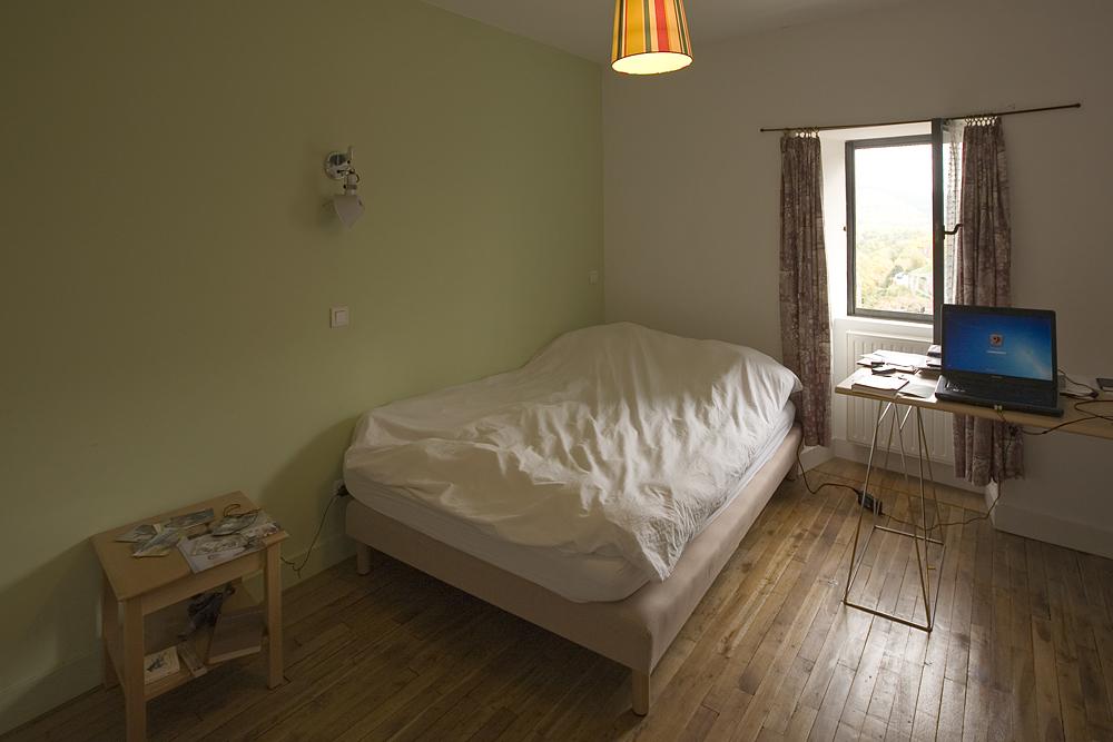 Maison Daura, intérieur, chambre