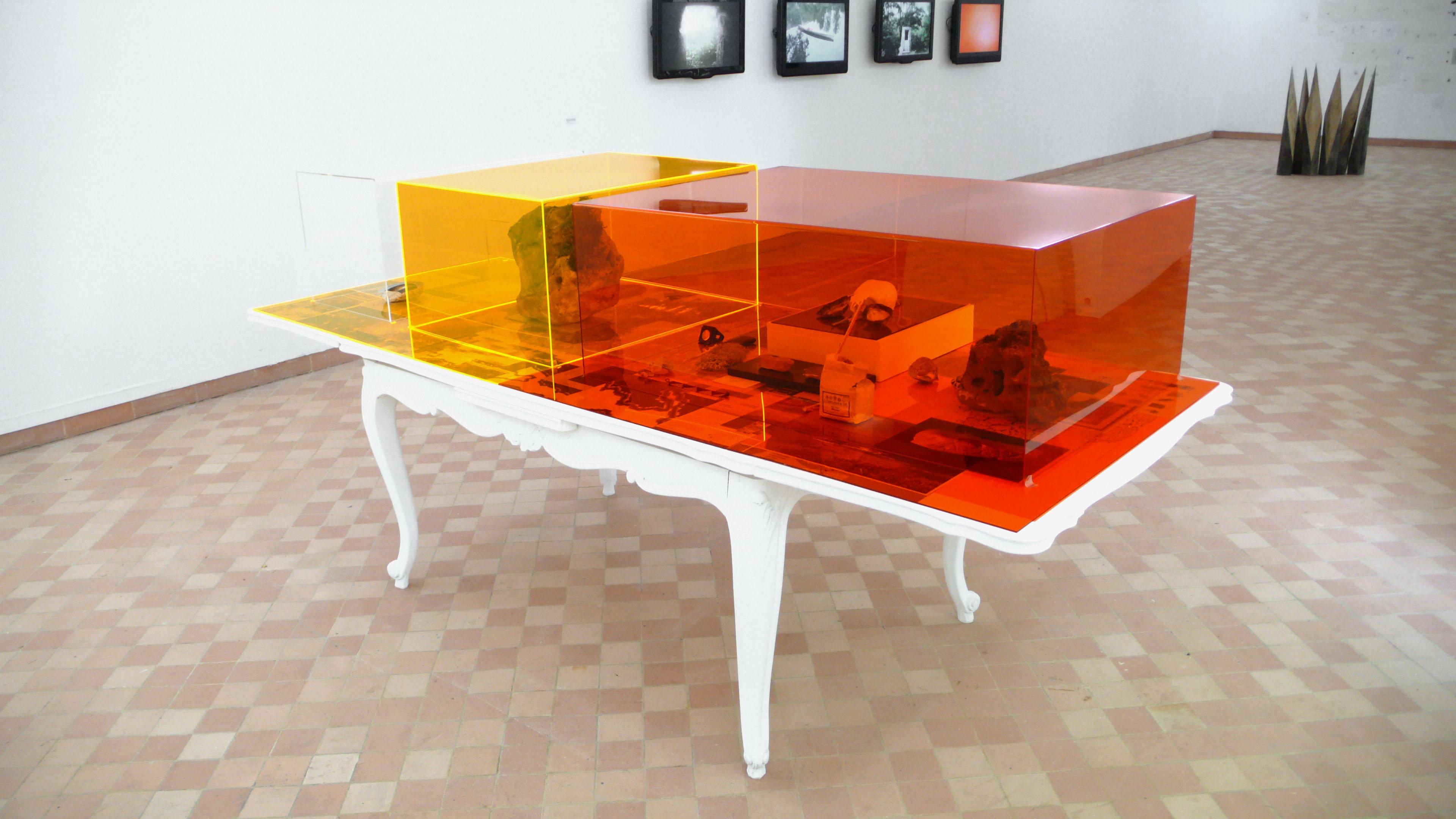 Transversal, installation. 2014. Laura Emsley