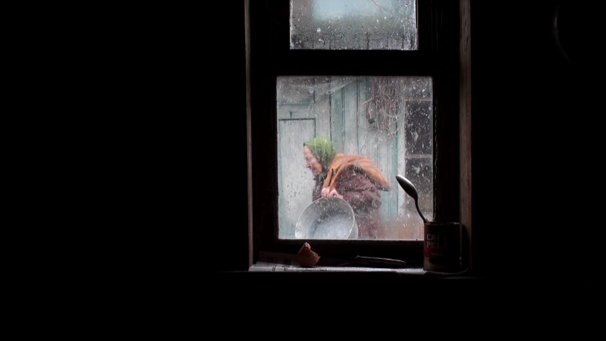 Dmitri Makhomet, film : Automne, 2014