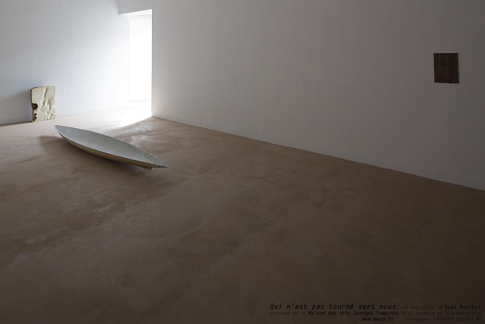 """""""Qui n'est pas tourné vers nous"""", une exposition de Gyan Panchal présentée par la Maison des Arts Georges Pompidou du 21 septembre au 23 novembre 2014"""