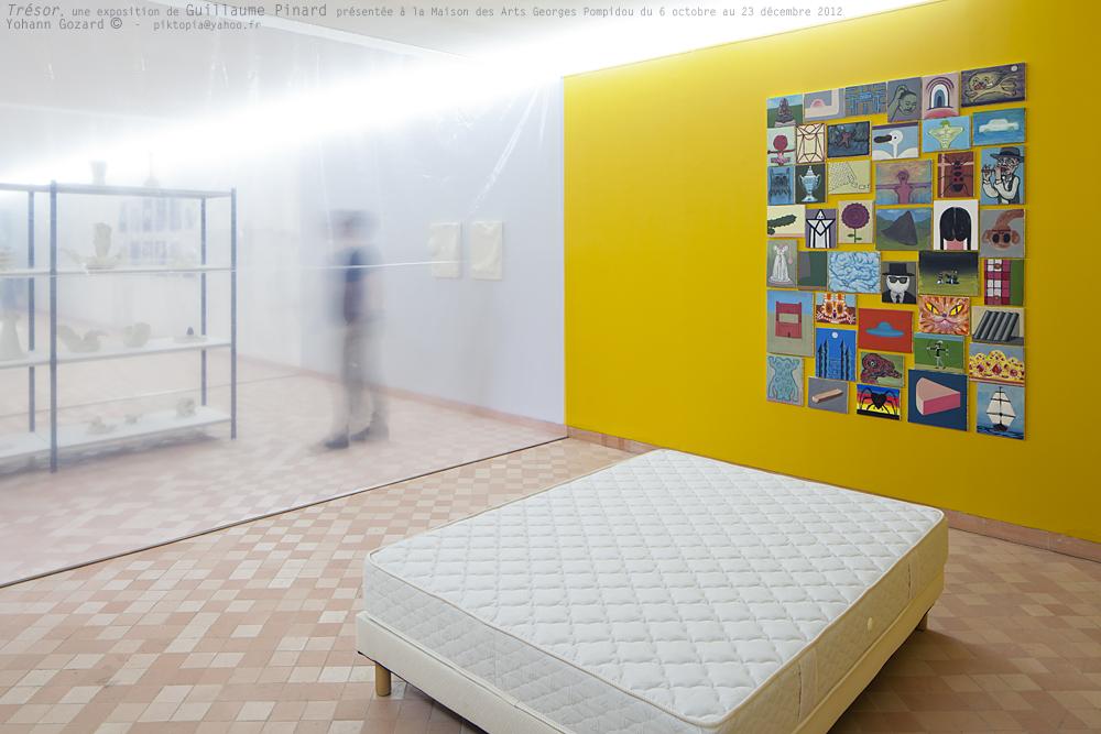 Trésor, Guillaume Pinard, MAGP 2012