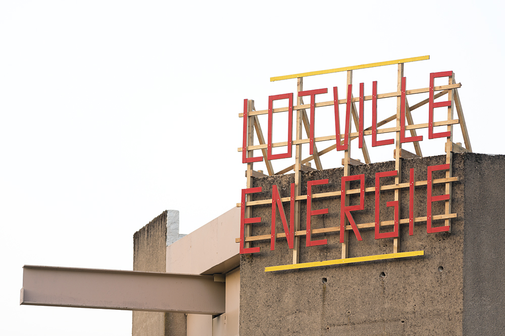 Lotville Energie, Mélines, Saint-Martin Labouval, par Raumlabor Berlin
