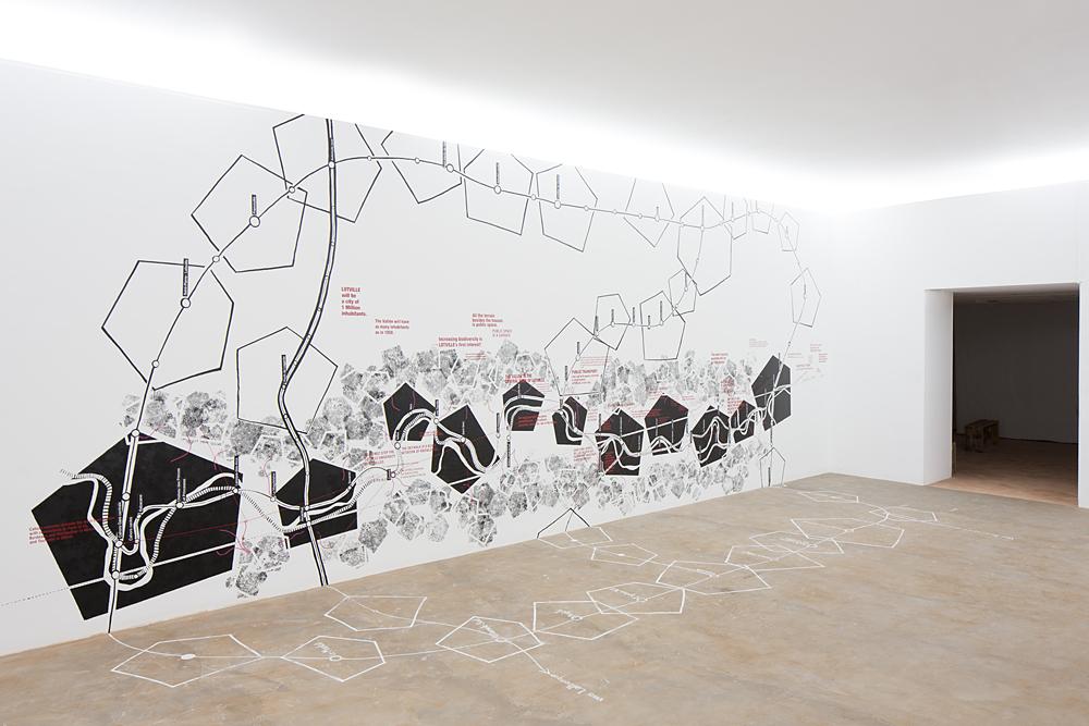 Lotville, Salle 2, Maison des arts Georges Pompidou, Cajarc