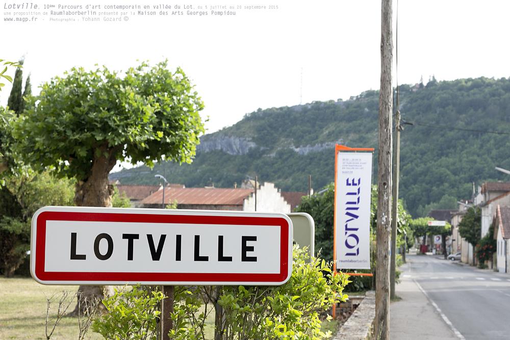 """""""Lotville"""" par Raumlabor Berlin"""