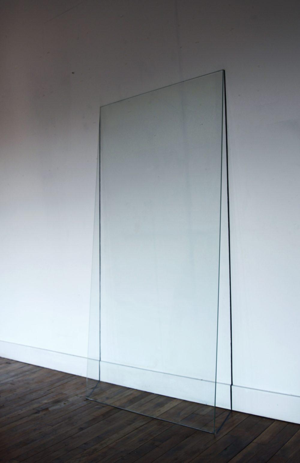 verre et adhésif, 250 cm