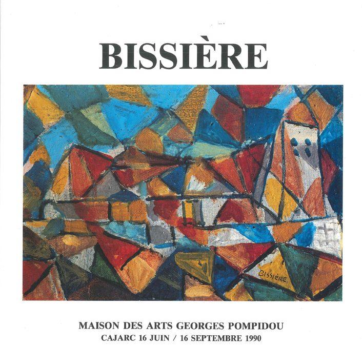 Roger BISSIÈRE, PAYSAGE DU LOT