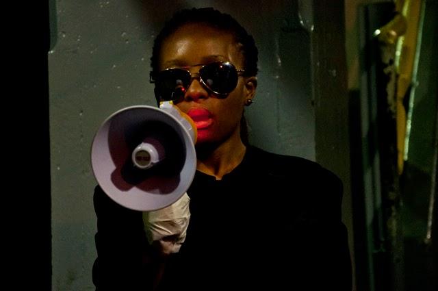 Euridice Kala — Performance, Tedet Time, Johannesburg, 2014
