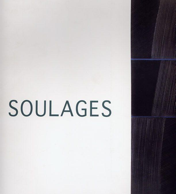 Pierre SOULAGES, Peintures, 1979-1991 Polyptiques
