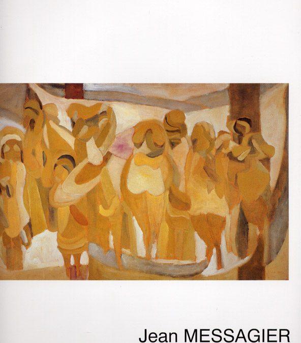 Jean MESSAGIER, PEINTURES, DESSINS, SCULPTURES 1941-1994