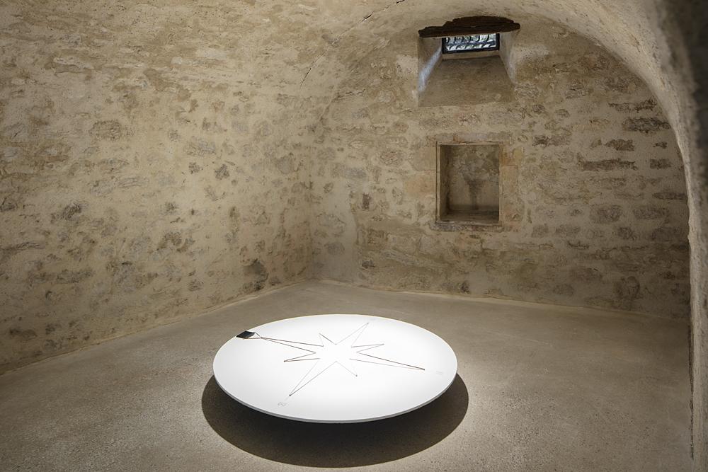"""""""Measure The Valleys""""13ème Parcours d'art contemporain en vallée du Lot,présenté par la Maison des Arts Georges et Claude Pompidou,du 1er juillet au 2 septembre 2018www.magcp.frhttp://www.magcp.fr/project/measure-the-valleysparcours-dart-"""