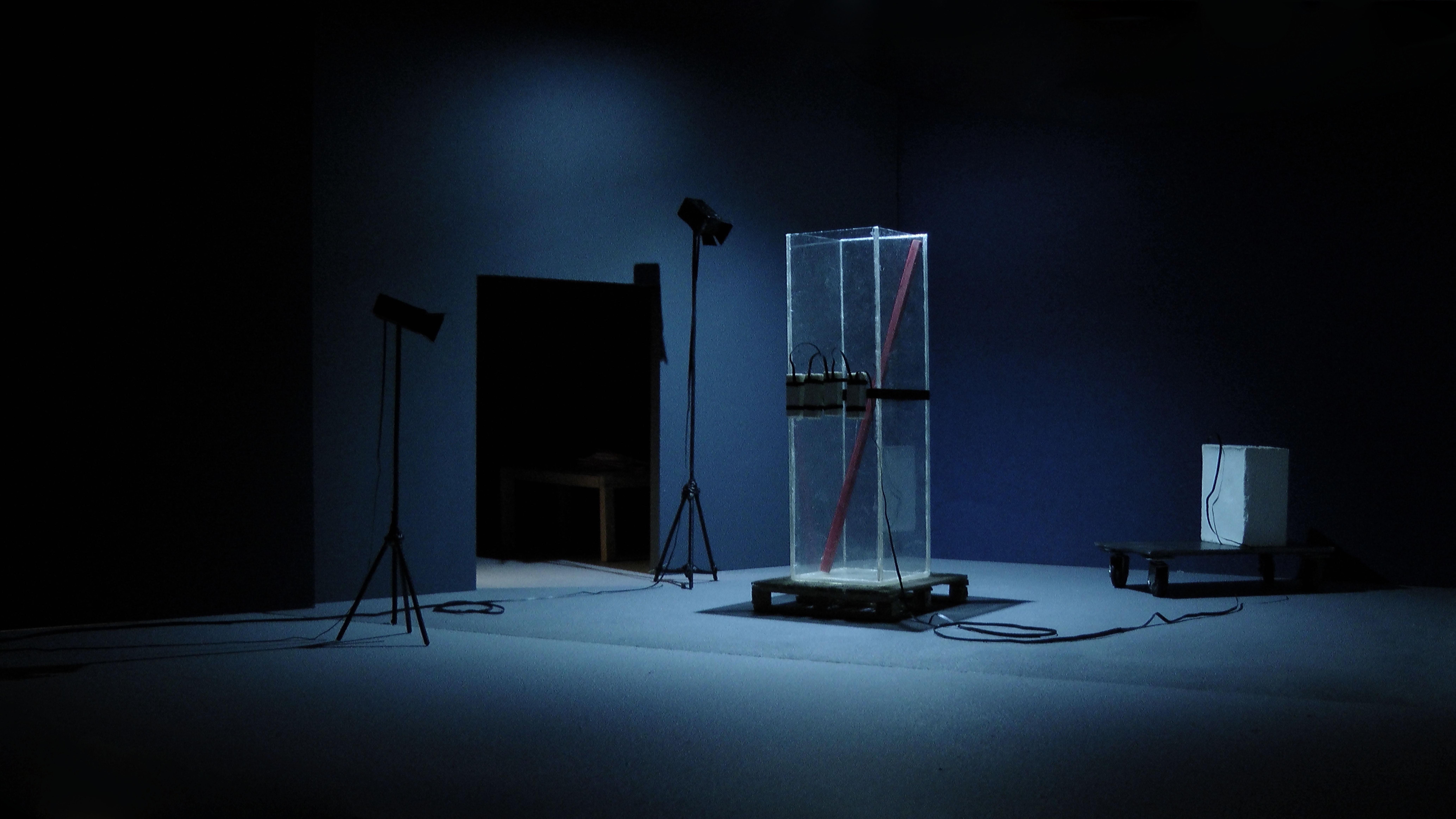 """Quentin L'helgoualc'h, """"C4"""". Photographie, 70 x 40cm, 2017."""