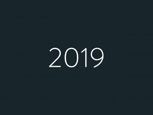 ARTISTES EN RÉSIDENCE — 2019