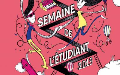 SEMAINE DE L'ÉTUDIANT
