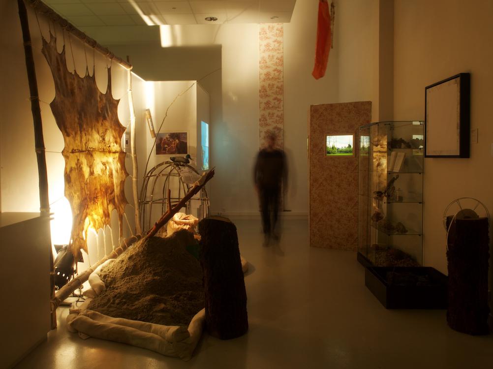 «Arcadie altérée», exposition de Matthieu Duperrex, Galerie Studio, Toulouse, 2018-2019