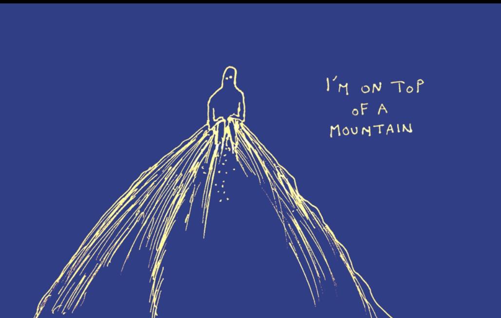 I'm on top of a mountain © Rana Ashraf