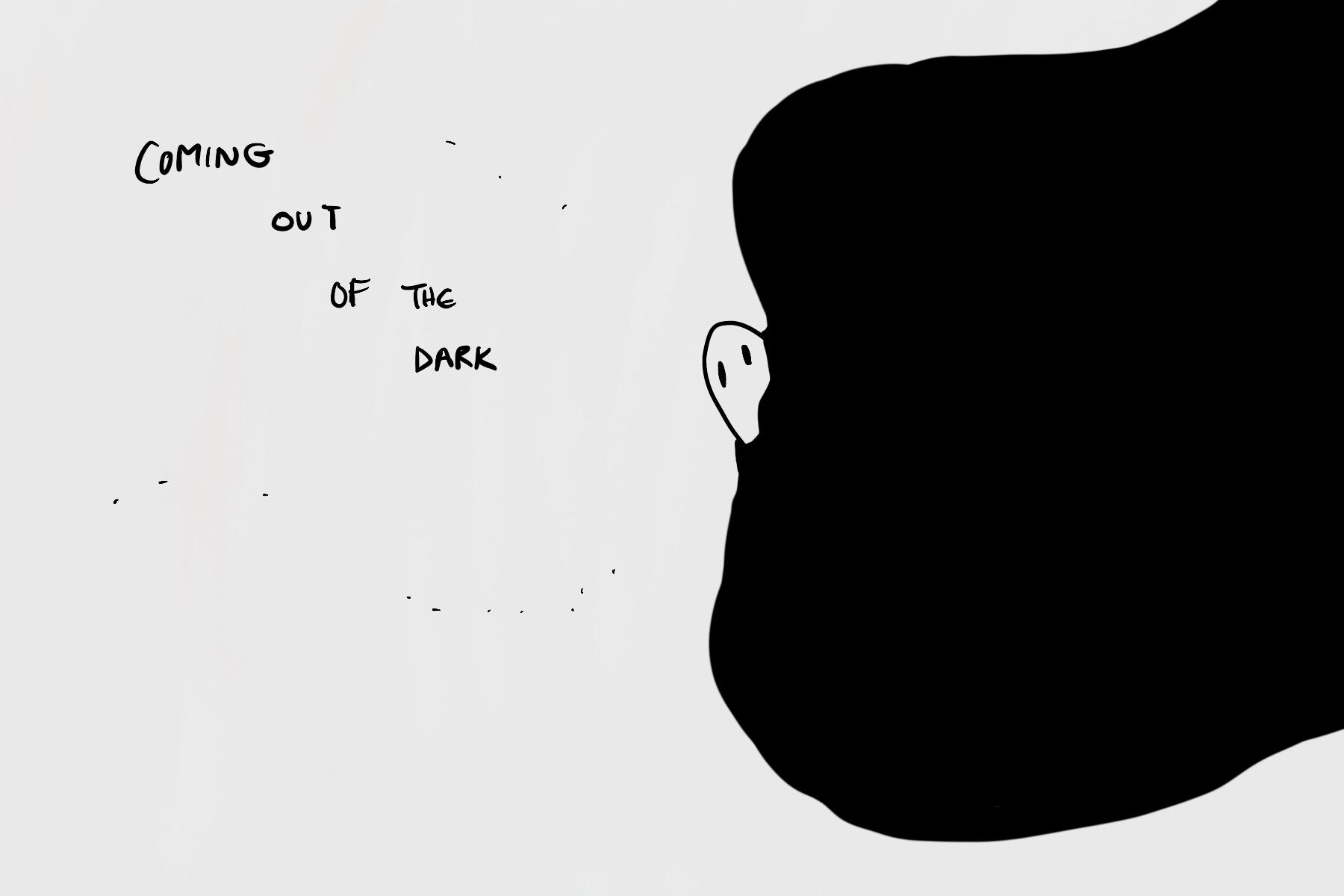 Coming out of the dark © Rana Ashraf